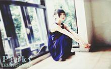 pinky(blue) プリ画像