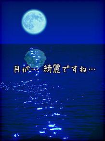 ね です 意味 月 綺麗 が の