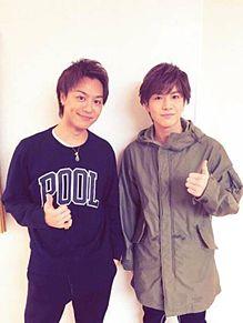 岩ちゃんとTAKAHIRO