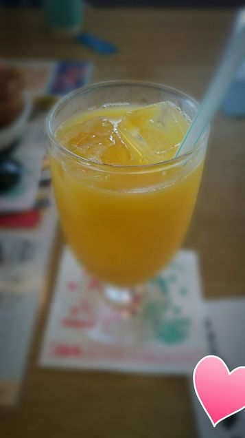 オレンジジュースの画像(プリ画像)