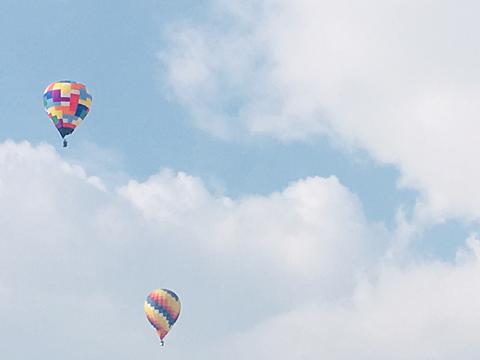 気球の画像 プリ画像