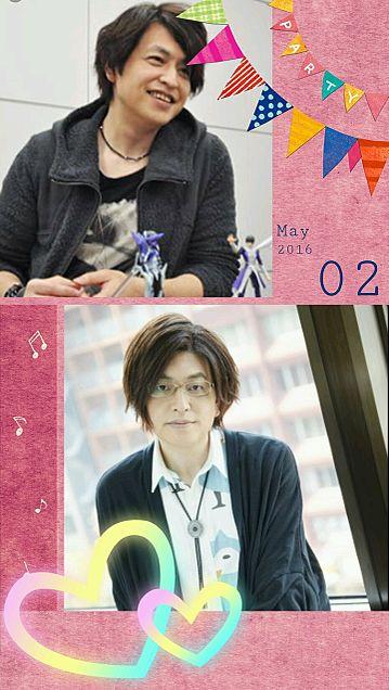 緑川光さんお誕生日おめでとうございます!の画像(プリ画像)