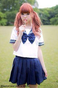 藤田ニコルの画像(ツインテール協会 制服に関連した画像)