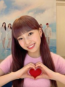 茶髪のマユカちゃんが尊すぎる…😇ちなみに同担拒否です💦の画像(茶髪に関連した画像)