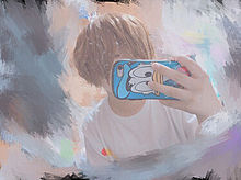 髪色ッッッ プリ画像