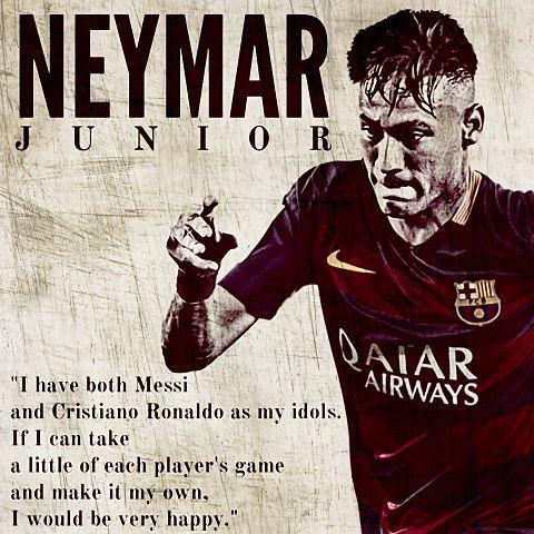 【リクエスト】neymarの画像(プリ画像)