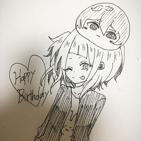 Happy Birthday私♪の画像(プリ画像)