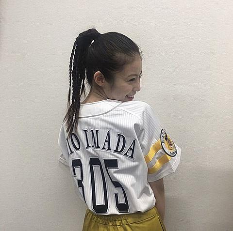 今田美桜 始球式の画像 プリ画像