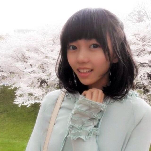 満開の桜と野島樺乃