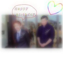 ンダホ誕生日おめでとう!!✨💗