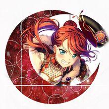 宇田川巴 月加工の画像(アフロに関連した画像)