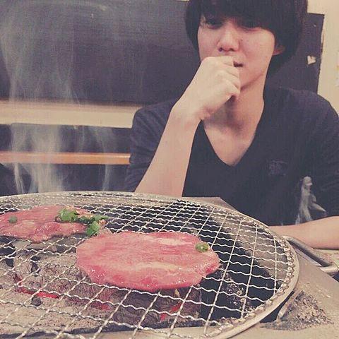 お ご ち と 焼 き 肉 .     の画像(プリ画像)