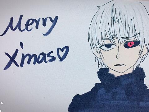 クリスマスカード企画の画像(プリ画像)