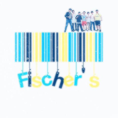 Fischer's♡バーコードの画像(プリ画像)