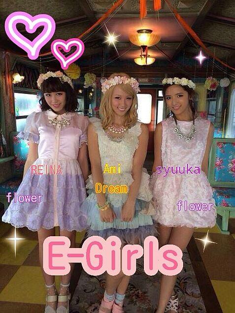 E?Girlsの画像(プリ画像)