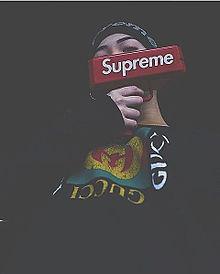 GUCCI Supremeの画像(GUCCIに関連した画像)