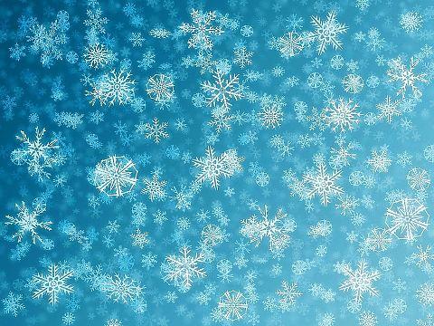 雪の結晶 雪柄 冬 パターン 素材 背景 壁紙