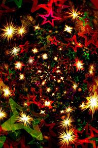 X'mas  クリスマス  イルミネーションの画像(クリスマスカラーに関連した画像)