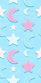 三日月  星  雲  空  夜空  星空の画像(#夜空に関連した画像)