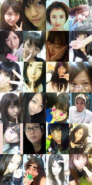 AKB48 すっぴんの画像 プリ画像