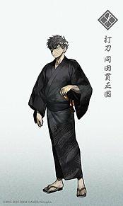 軽装 刀剣男士の画像(博多に関連した画像)