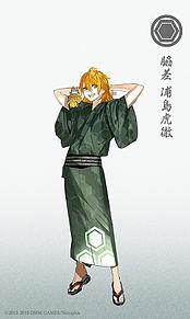 刀剣男士 軽装の画像(おうちはそらまめに関連した画像)