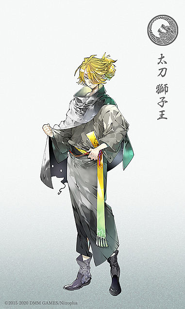 刀剣乱舞 軽装の画像(プリ画像)