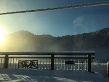きれいな雪景色の画像(プリ画像)