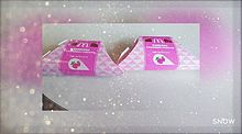 三角いちごチョコパイの画像(プリ画像)