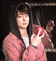 こんなにも林檎が似合う男性はいるのでしょうか(いません)の画像(雑誌に関連した画像)
