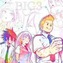 B I  G  3 ! │自作❀✿の画像(天喰環に関連した画像)