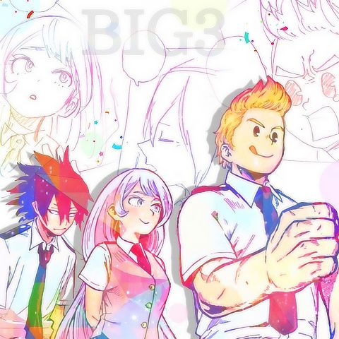B I  G  3 ! │自作❀✿の画像 プリ画像
