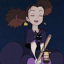 先輩魔女サンの画像(キキ ジブリに関連した画像)