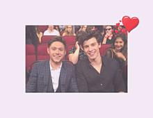 Niall Horan&Shawn Mendesの画像(プリ画像)