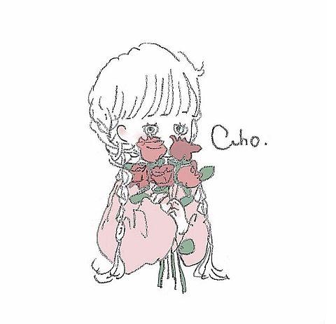 5つの薔薇 🌹の画像(プリ画像)