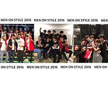 MEN ON STYLE の画像(入江甚儀に関連した画像)