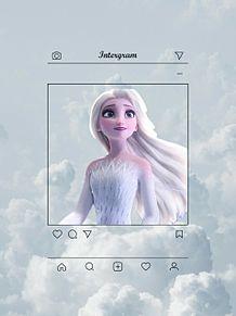 エルサかわいい💜の画像(アナと雪の女王に関連した画像)