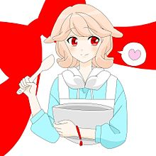 バレンタインアトラちゃん2の画像(鉄血のオルフェンズに関連した画像)