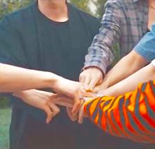 BTSは強い絆で結ばれているの画像(絆に関連した画像)