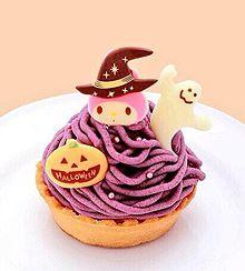 ハロウィンの画像(紫芋に関連した画像)