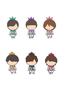 king& prince  線画の画像(#線画に関連した画像)