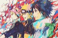NARUTOの画像(naruto イタチ サスケに関連した画像)