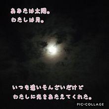 月と太陽の画像(月と太陽に関連した画像)