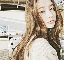 韓国女の子 プリ画像