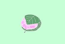 桜餅 プリ画像