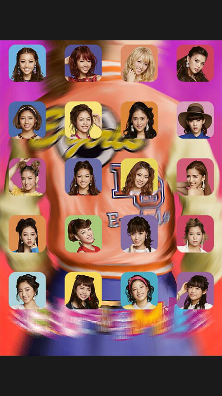 E Girls 壁紙 55574168 完全無料画像検索のプリ画像 Bygmo