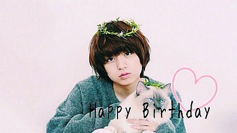 ☁ Happy Birthdayの画像(プリ画像)