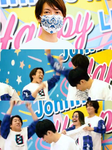 Johnny's Happy LIVE with YOUの画像(プリ画像)
