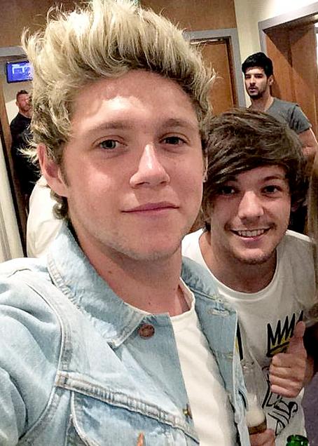 Louis、Niallの画像(プリ画像)