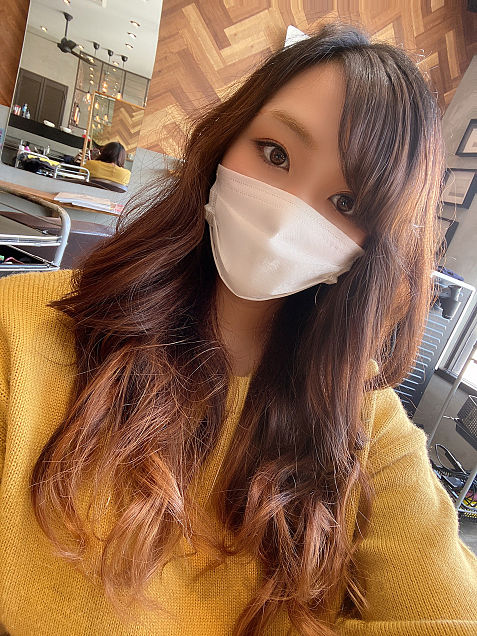最近ひかる♡♡美容室行ってきた♡の画像 プリ画像